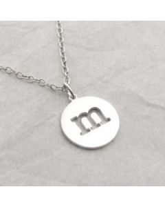 Individual Charm for Initial Charm Necklace